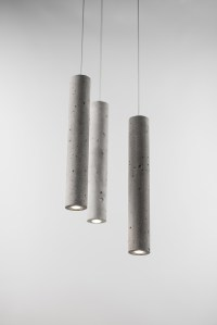 Clever Concrete Lights | Yellowtrace