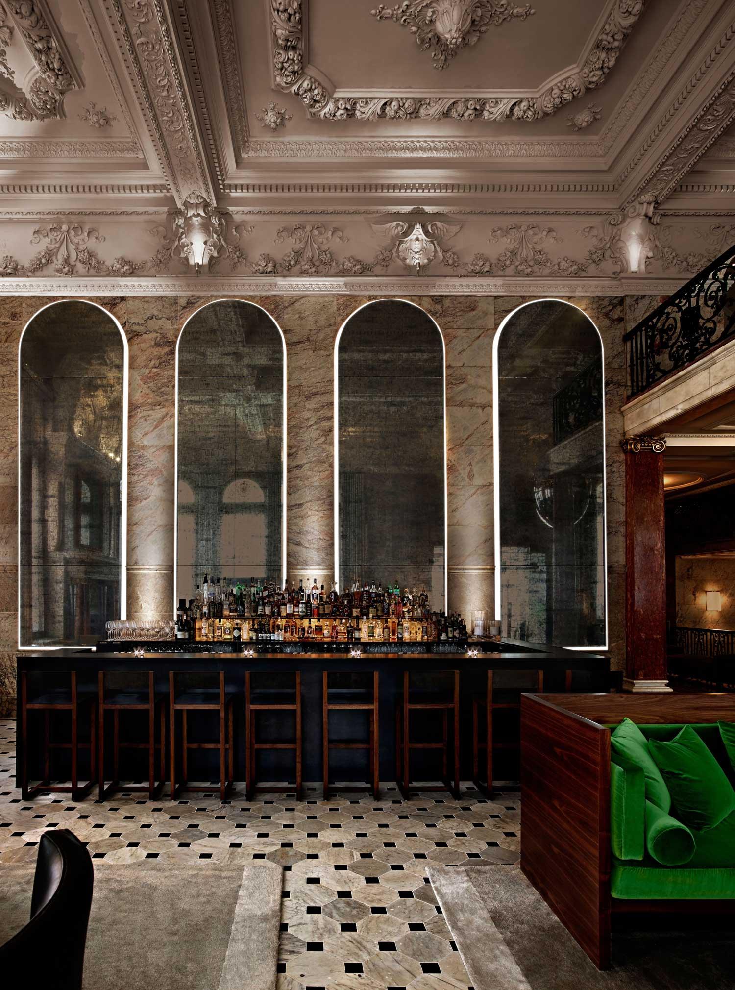 The London Edition Hotel by Yabu Pushelberg  Yellowtrace