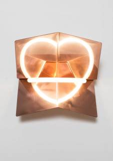 Broken Heart Lamp by Studio Philipp Kafer, Salone Satellite 2016 | #MILANTRACE2016