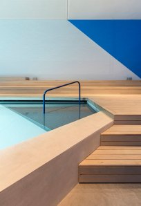 Australian Pavilion The Pool by Aileen Sage Architects. Photo by Brett Boardman   Yellowtrace