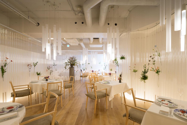 Nacr 233 E Restaurant In Tokyo By Kengo Kuma Yellowtrace