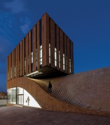 Contemporary Office Building Architecture