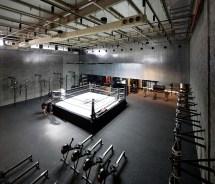 Boxing Gym Interior Design