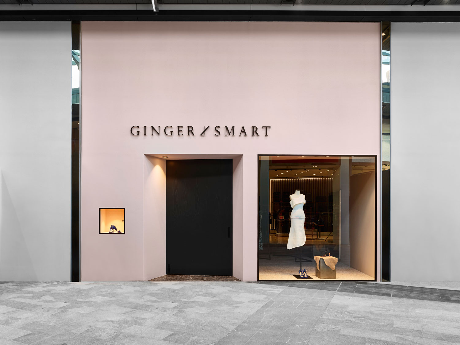 Flack Studio S New Retail Concept For Ginger Amp Smart