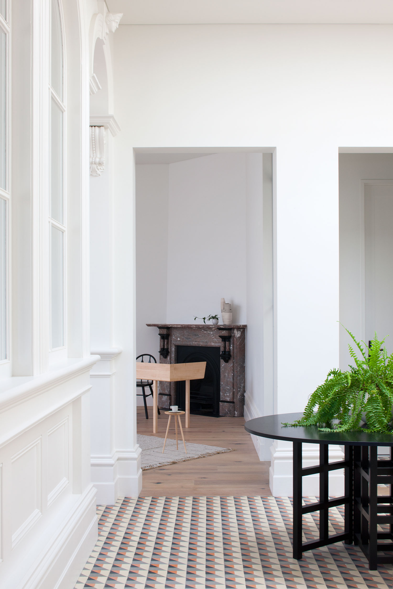 Hecker Guthrie Transform A Grand Victorian Residence