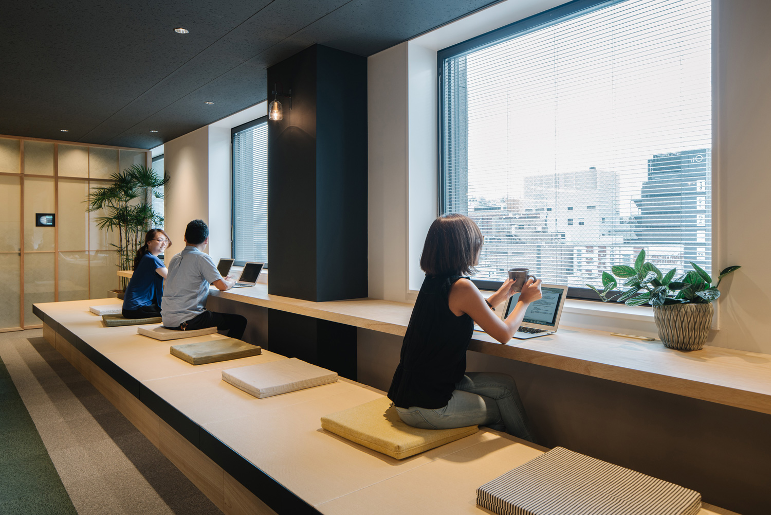 suppose design office. Airbnb HQ In Tokyo By Suppose Design Office | Yellowtrace