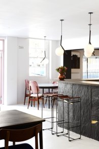 Mulberry & Prince Restaurant in Cape Town by Atelier Interiors   Yellowtrace