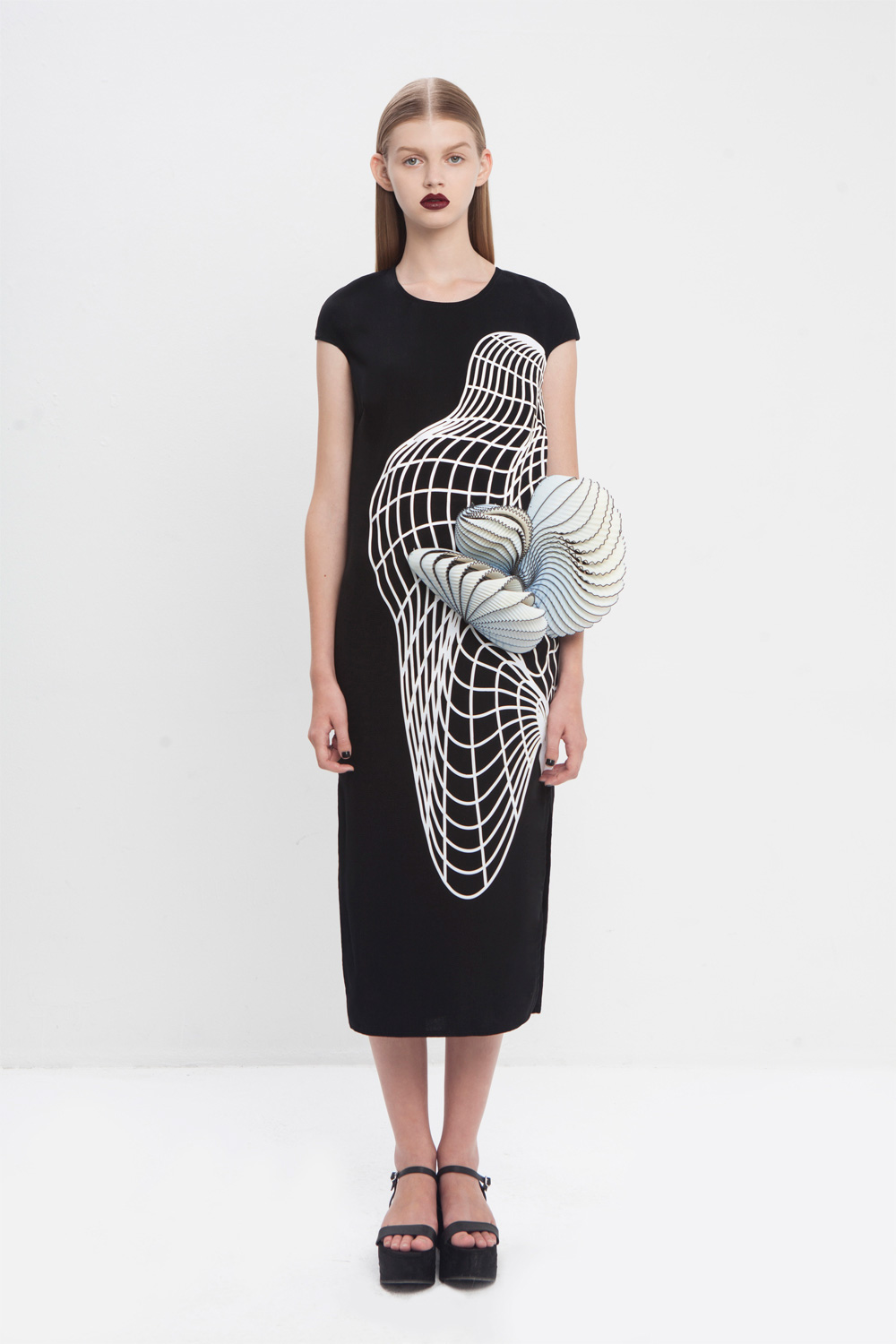 Noa Raviv's 3D Printed Couture Creations
