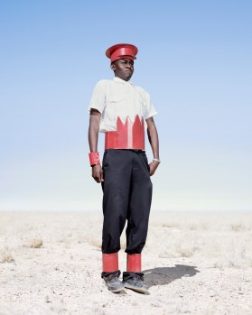 Herero Tribe in Namibia Photographed by Jim Naughten | Yellowtrace