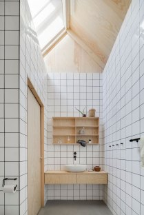 A Home for an Architect's Mother by Förstberg Ling in Linköping, Sweden | Yellowtrace