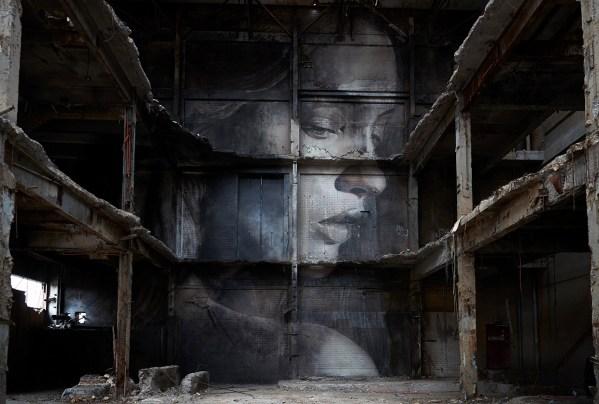 Rone' Hidden Artwork Demolished In Melbourne