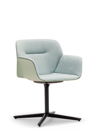 Nuez Chair by Patricia Urquiola for Andreu World   Yellowtrace