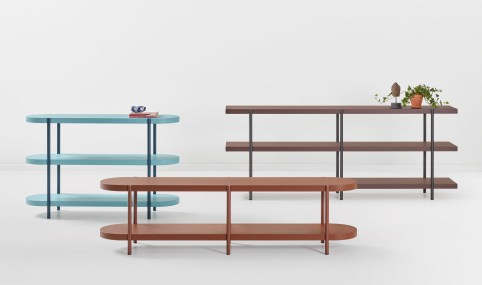 Palladio Shelves by Artifort at Salone del Mobile 2017   Yellowtrace