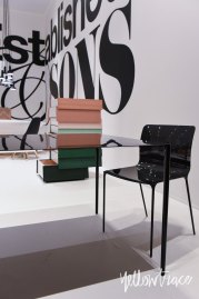 Establish&Sons Stand at Salone del Mobile. Photo by Nick Hughes   Yellowtrace