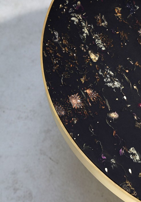 Flora Coffee Table I by Marcin Rusak | Yellowtrace