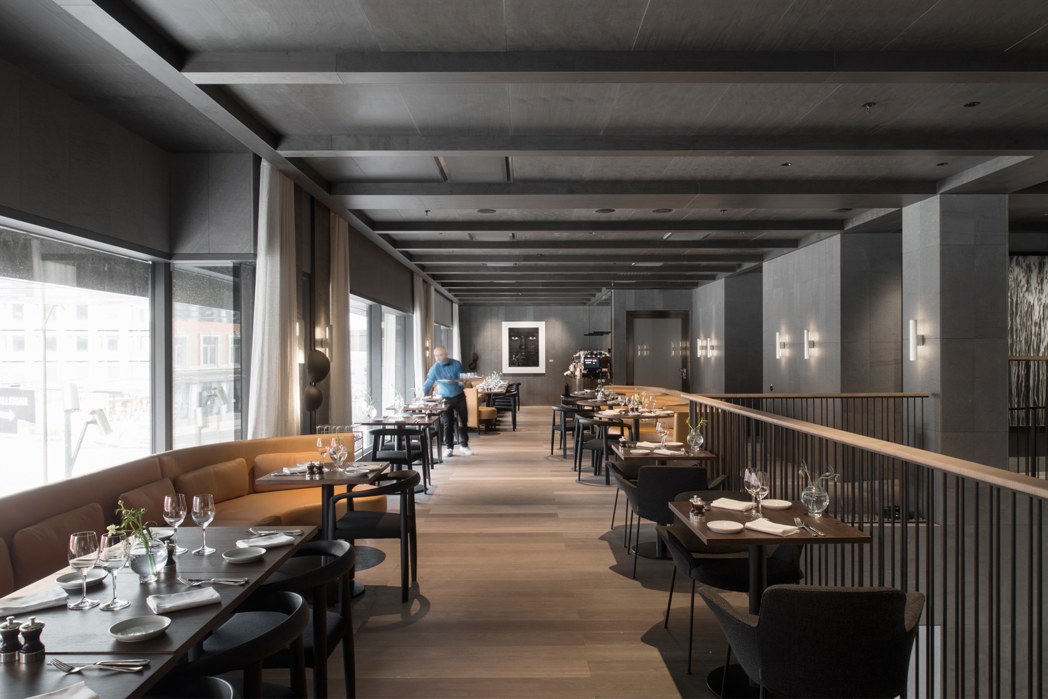At Six Hotel Stockholm by Universal Design Studio