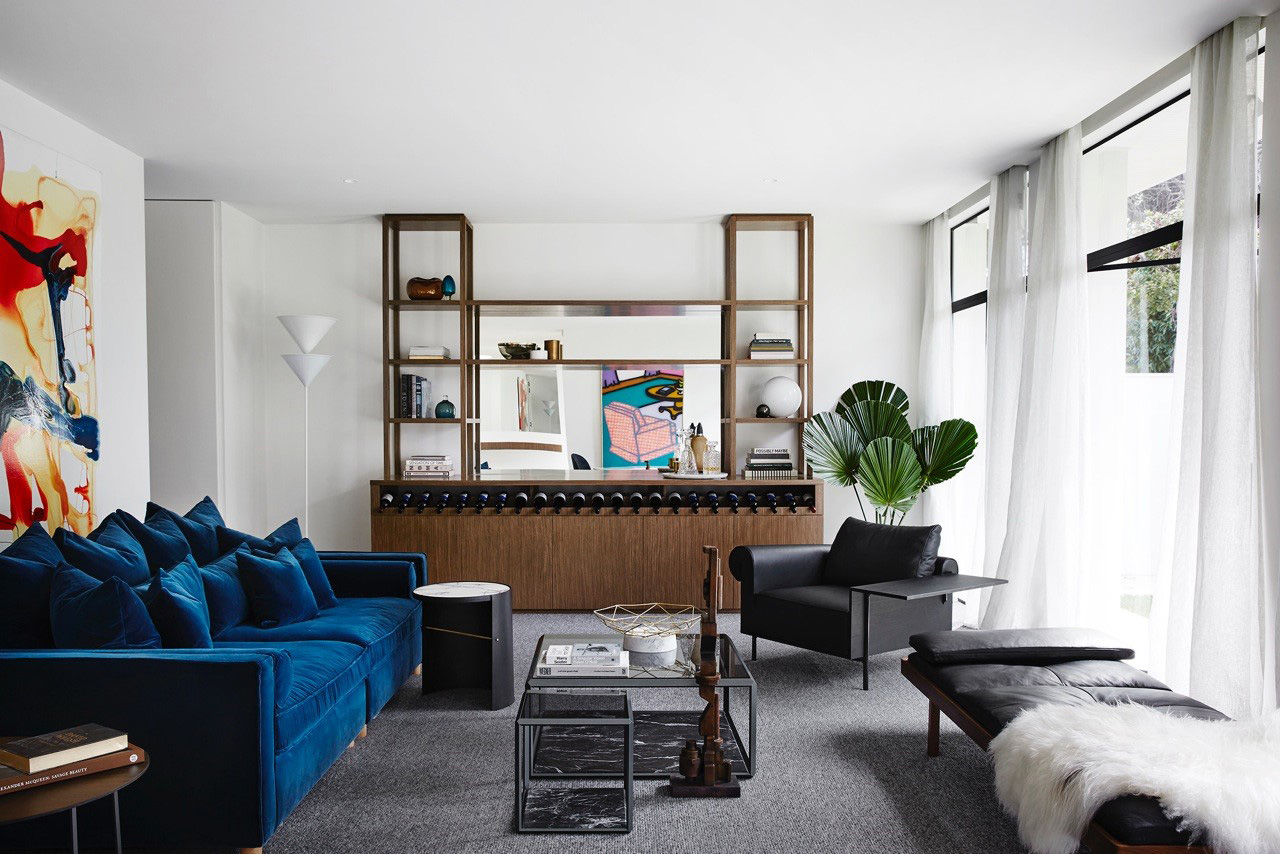 MidCentury House Renovation by Mim Design  Yellowtrace