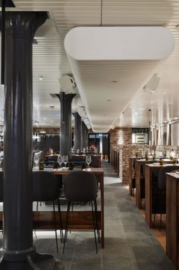 The george on collins in melborne 39 s cbd by hecker guthrie for Guthrie dining