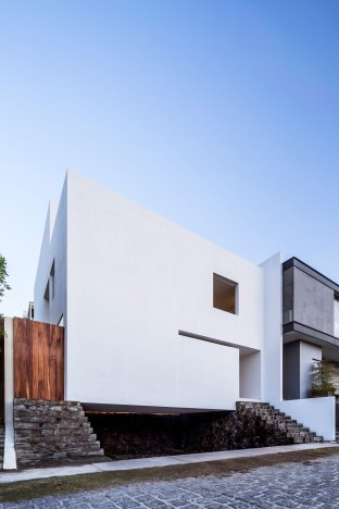 The Cave House in Mexico by Abraham Cota Paredes Arquitectos | Yellowtrace