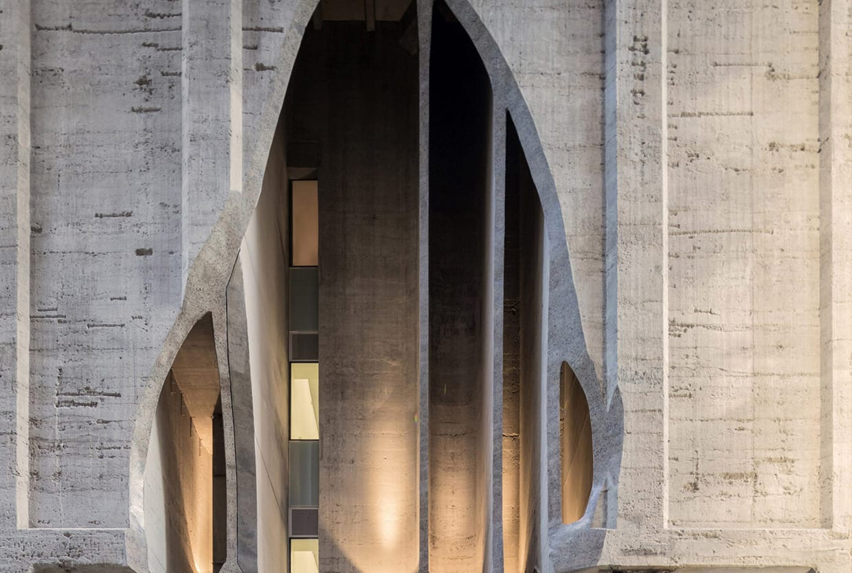 Zeitz MOCAA Cape Town by Studio Heatherwick  Yellowtrace
