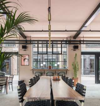 De Beauvoir Block Creative Workspaces in Hackney, London by Sella Concept | Yellowtrace