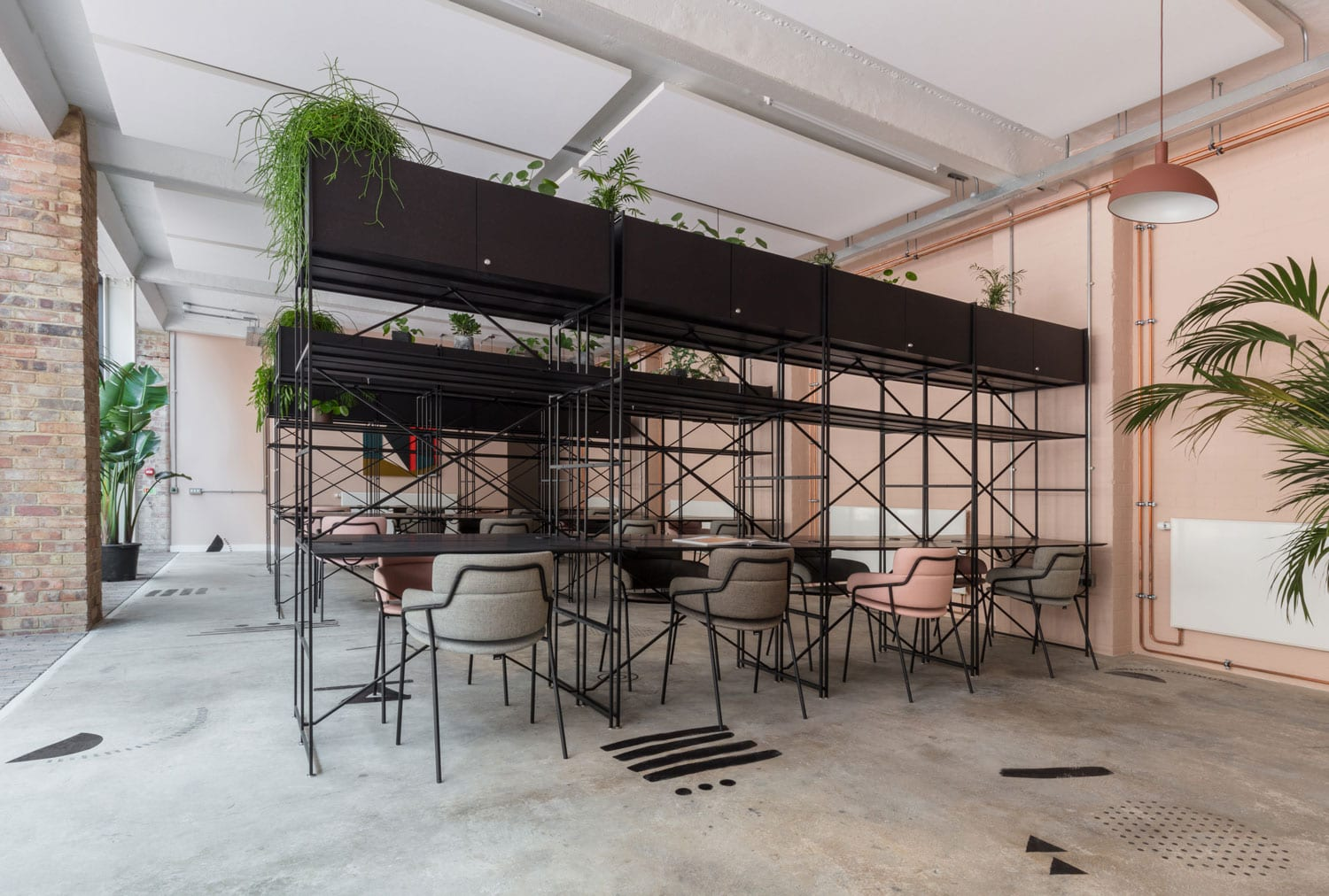 De Beauvoir Block Creative Workspaces In London By Sella