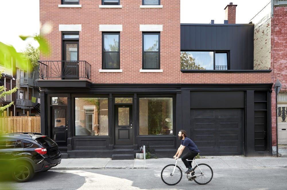 Villeneuve Residence In Montr 233 Al Canada By Atelier Barda