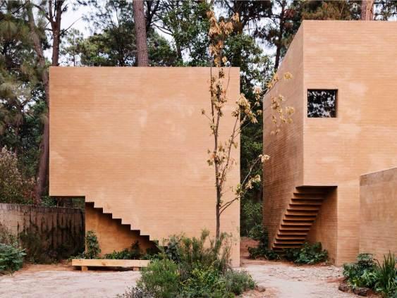 Entrepinos Housing in Valle de Bravo, Mexico by Taller Hector Barroso   Yellowtrace