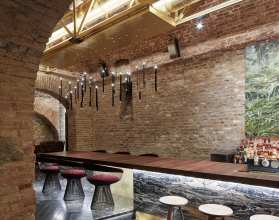 An Underground Krypt Bar by Büro KLK in Vienna, Austria | Yellowtrace