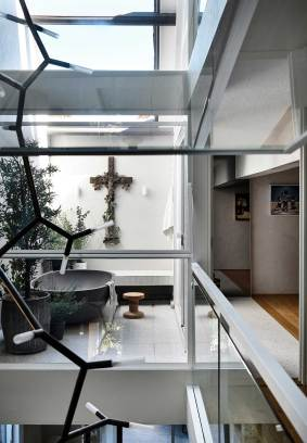 Refurbishment of a 1910 Church by Doherty Design Studio | Yellowtrace