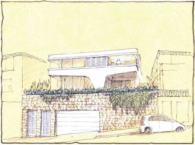Tama's Tee Home in Tamarama, Sydney by Luigi Rosselli | Yellowtrace