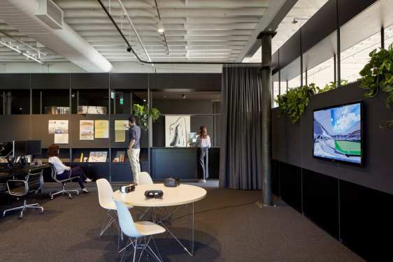 Cox Architecture's New Brisbane Studio | Yellowtrace