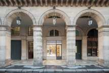 Dric Grolet' Meurice Patisserie In Paris Cigue