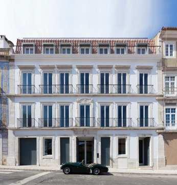 Santa Clara 1728 in Lisboa, Portugal by Aires Mateus   Yellowtrace