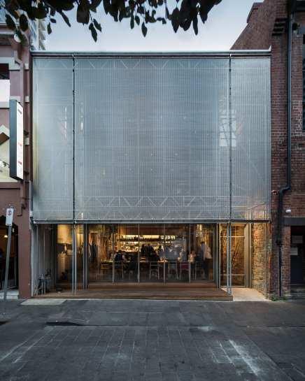 Sunda Restaurant & Bar in Melbourne by Figureground & Kerstin Thompson Architects | Yellowtrace