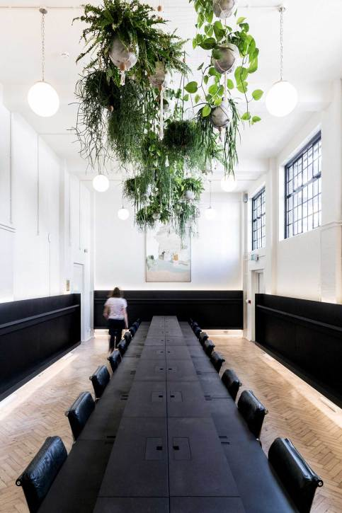 The Modern House's New HQ Inside a Converted 1930s Church Hall Transformed by TDO Architecture | Yellowtrace