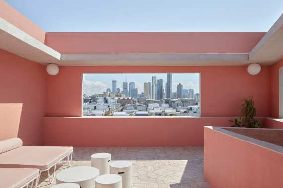 The Calile Hotel Brisbane by Richards & Spence | Yellowtrace