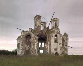 Abandoned Russian Monuments Reimagined & Documented by Danila Tkachenko   Yellowtrace