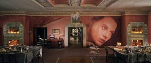 Rone Transforms Abandoned Art Deco Mansion in Melbourne   Yellowtrace