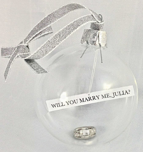 Ways To Propose Marriage At Christmas Your Proposal Blog
