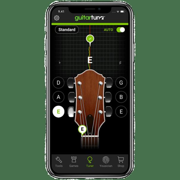 Guitar Tuner | The Best Free Guitar Tuner App