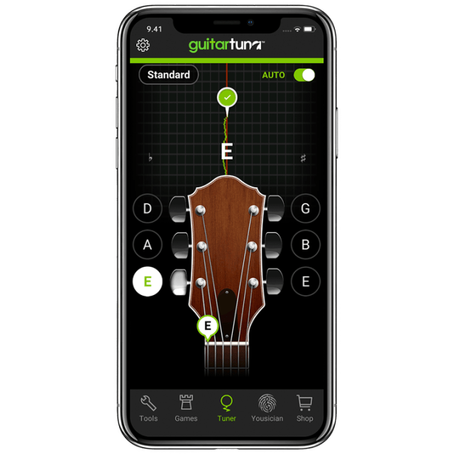 Guitar Tuner | The Best Free Guitar Tuner App