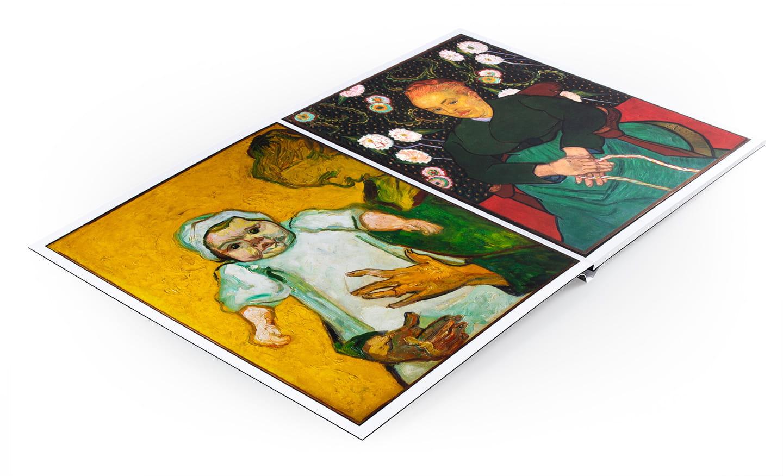 zno art portfolio book