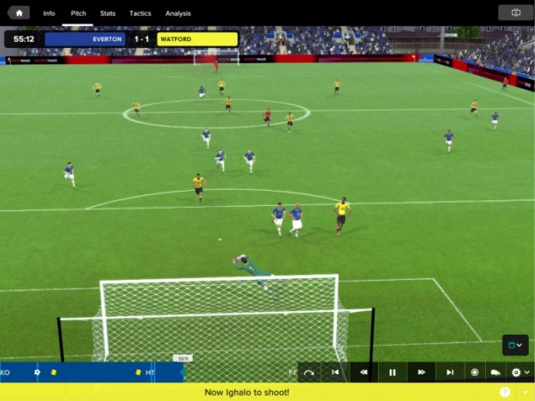 Football Manager Touch 2017 Mac Sur Macgames.fr