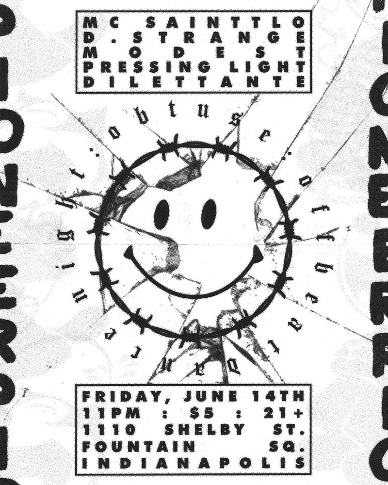 Obtuse : Offbeat Dance Night in Indianapolis at Pioneer