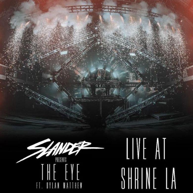 Slander Live At Shrine in Los Angeles at #DoStuffAtHome