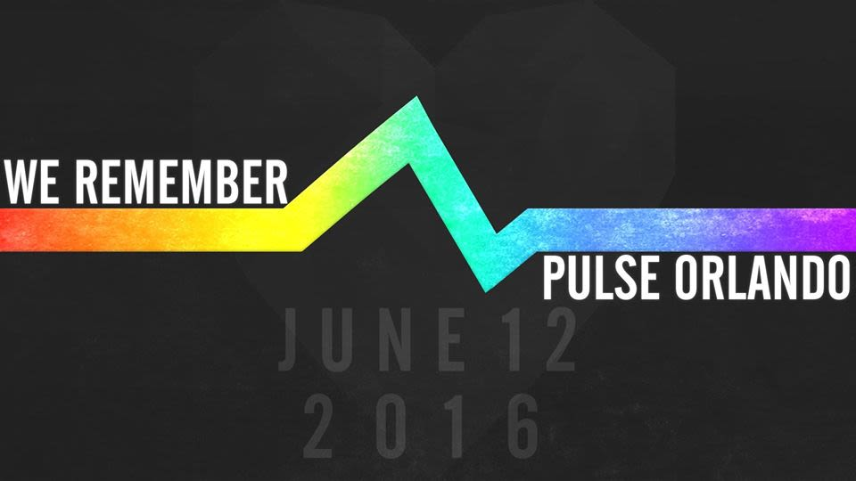 Sf Pulse 4 Year Anniversary Remembrance In San Francisco At Jane