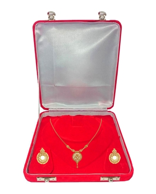 Plastic Jewellery Box : plastic, jewellery, ATORAKUSHON, Plastic, Jewellery, Organizer,, Pendant, Set/Necklace, Earrings, Vanity, Women-, Atorakushon, 3237967