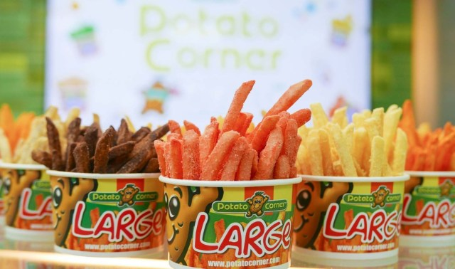 Image result for potato corner