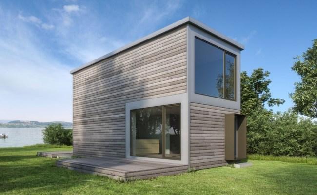 Tiny Houses Wohnglück Auf Minimaler Fläche Newhome Ch